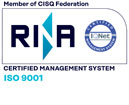 Certificado de Rina