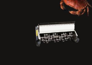 Robustez da roçadeira profissional Herbhy controlada por rádio