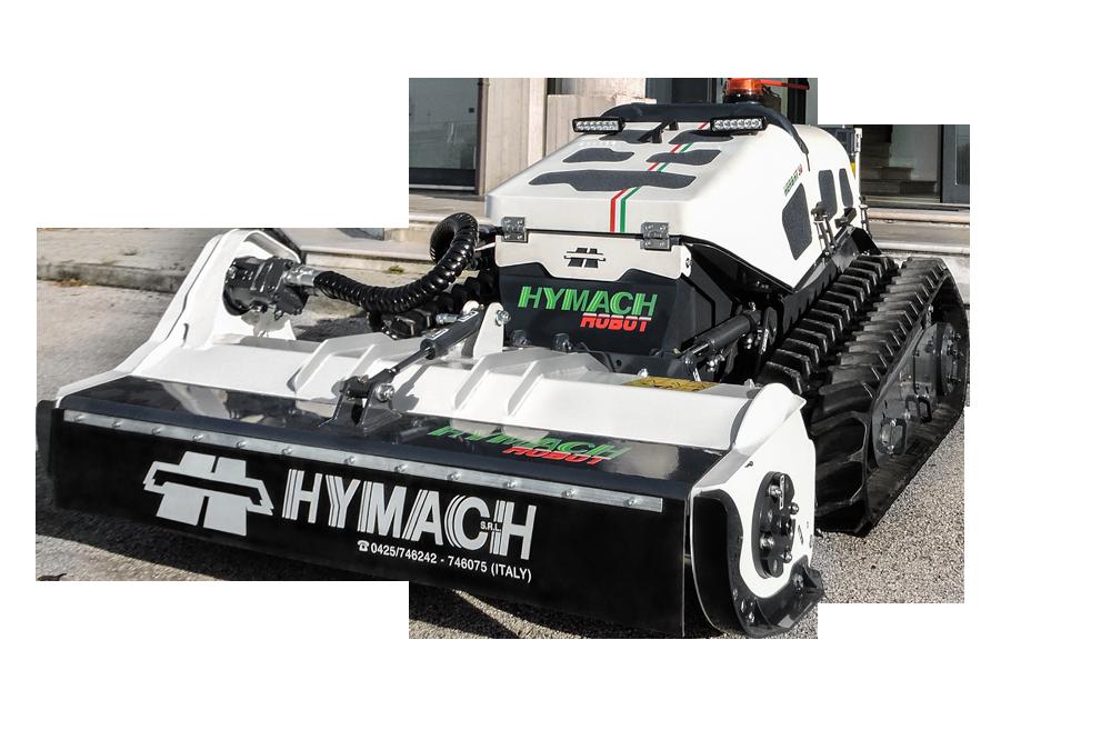Robô portador de ferramenta controlado por rádio Herbhy QB23